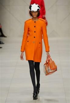 Burberry Prorsum Fall 2011 Runway Review